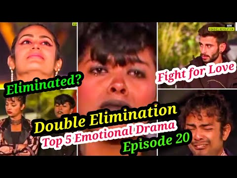 ROADIES REVOLUTION EPISODE 20: WHO WILL GET ELIMINATED IN THE NEXT DOUBLE ELIMINATION VOTE OUT ?