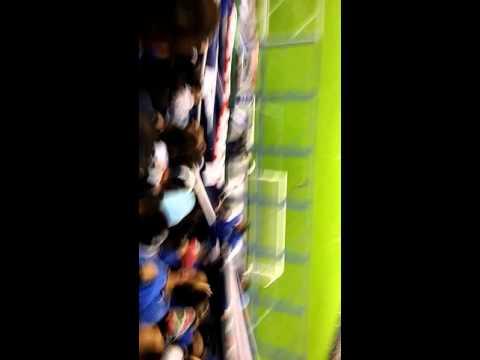 Hinchada fortinera. Velez 0 , independiente2. Aguante el fortin!! - La Pandilla de Liniers - Vélez Sarsfield