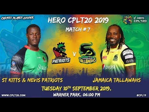 MATCH 7 Highlights | #SKPvBT | #CPL19