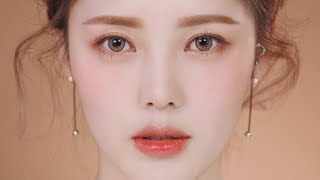 Video Glowy Coral Makeup (With Subs) 촉촉 코랄 메이크업 MP3, 3GP, MP4, WEBM, AVI, FLV Juli 2018