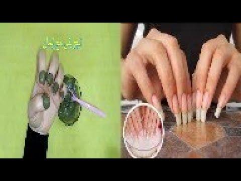 العرب اليوم - شاهد طريقة سهلة لتطويل الأظافر لتبدو رائعة