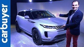 Range Rover Evoque 2019 in-depth walkaround - Carbuyer by Carbuyer