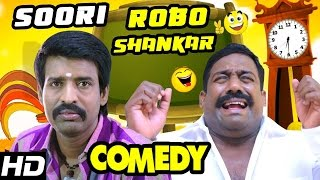 Video Velainu Vandhutta Vellaikaaran Soori and Robo Shankar Comedy | Vishnu | Niku Galrani MP3, 3GP, MP4, WEBM, AVI, FLV Maret 2019