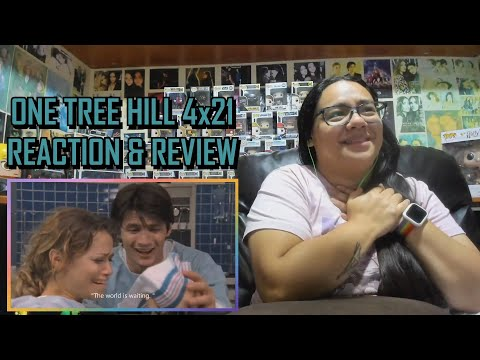 """One Tree Hill 4x21 REACTION & REVIEW """"All of a Sudden I Miss Everyone"""" S04E21   JuliDG"""