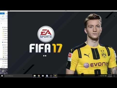 FIFA 17 Crack By STEAMPUNKS WORKS 100000% (Updated February 2018)