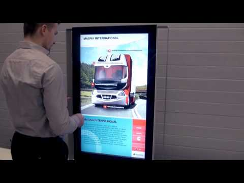 SPS Digital Video - Magna Powertrain AG
