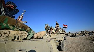 Self-styled Islamic State is under attack on two fronts as the collapse of its so-called caliphate continues. In Iraq security forces ...