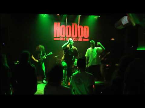 F.A.King - F.A.King - Memories / Run [ Live At Hoodoo Club / Unofficial Vid