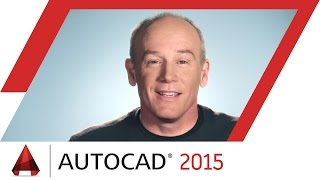 AutoCAD 2015 overview by developers from AutoDesk