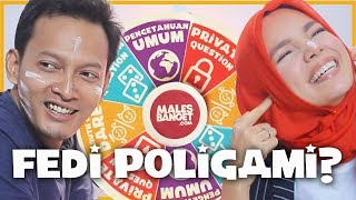 Video Fedi Nuril Pengen POLIGAMI Beneran?? - Want to Know Wheel MP3, 3GP, MP4, WEBM, AVI, FLV Oktober 2018