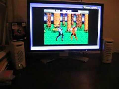 mortal kombat 4 game boy moves