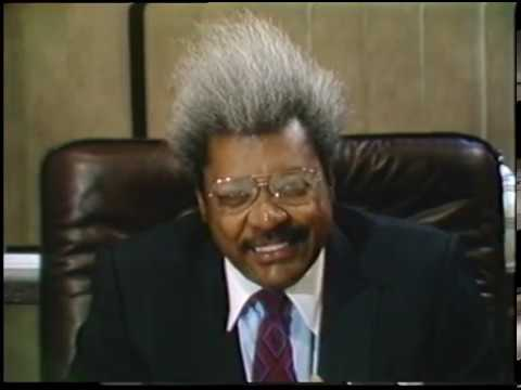Coleman Young's 70th Birthday Greetings: Don King (1988)