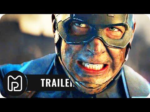 AVENGERS 4: ENDGAME Trailer 2 Deutsch German (2019)