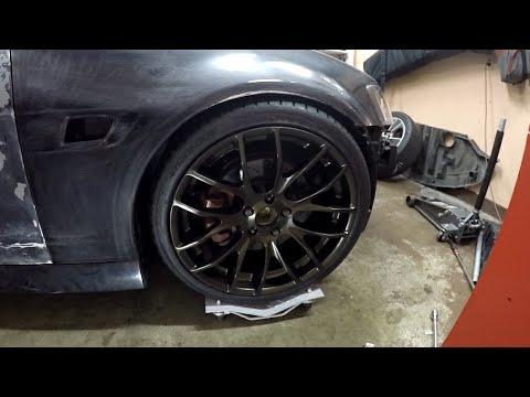 Pontiac g8 gt the forgotten beast.... side trim and wheels!!! #5