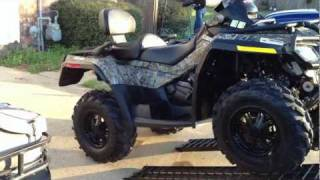 9. 2012 CAN AM OUTLANDER MAX 650 XT CAMO
