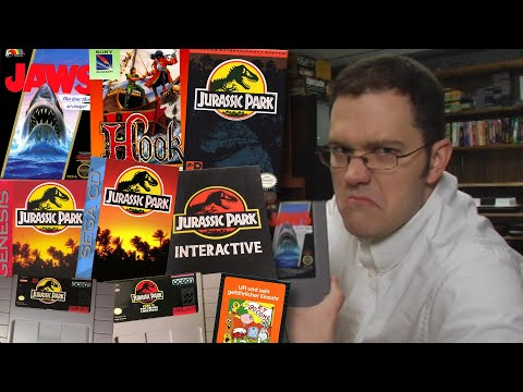 Spielberg Games - Angry Video Game Nerd (AVGN)