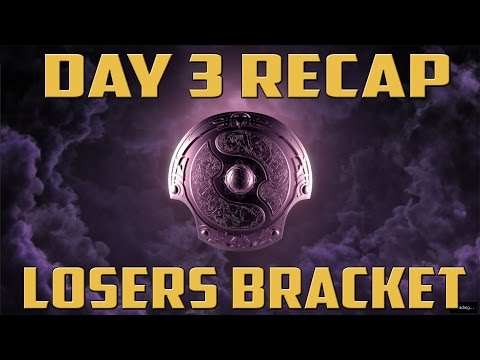 TI4 Main Event Day 3 Recap Losers Bracket