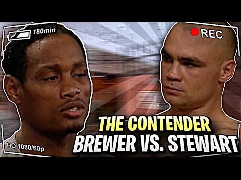 THE CONTENDER SEASON TWO EPISODE: GRADY BREWER vs. MICHAEL STEWART