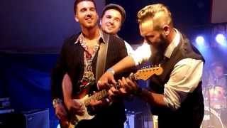 2014 The Choax  3 Op 1 Gitaar Ven-Blues