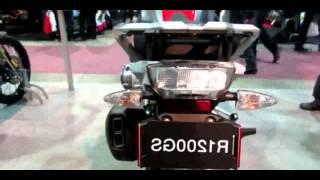 7. 2013 BMW R1200GS