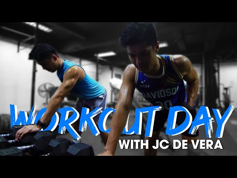 Killer Basketball workout with Juami Tiongson | Workout Day with JC de Vera