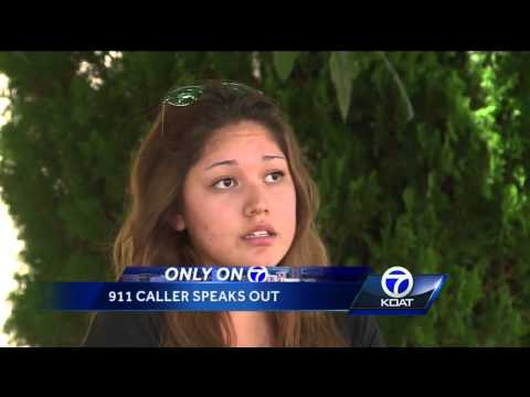Dispatcher on leave: 911 caller speaks out