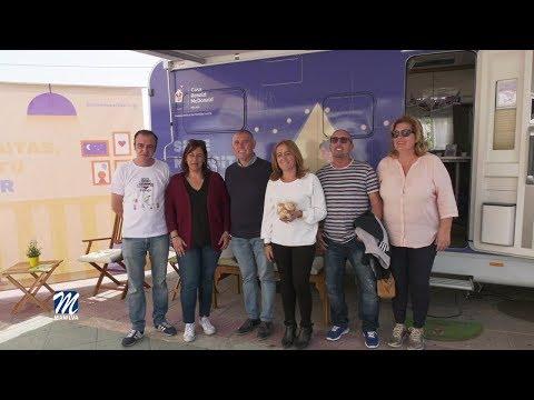 VISITA A MANILVA DE LA CASA RONALD