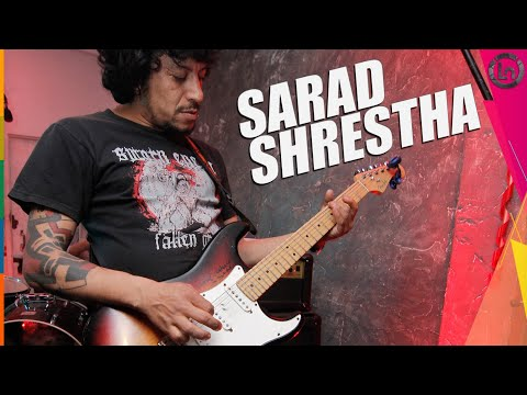 Sarad Shrestha - Solo acquastic performance