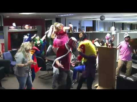 Harlem Shake Clear Channel SA Edition