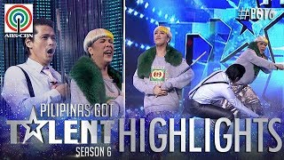Video PGT 2018 Highlights: Robin, itinuro kay Vice ang paggamit ng arnis MP3, 3GP, MP4, WEBM, AVI, FLV Oktober 2018
