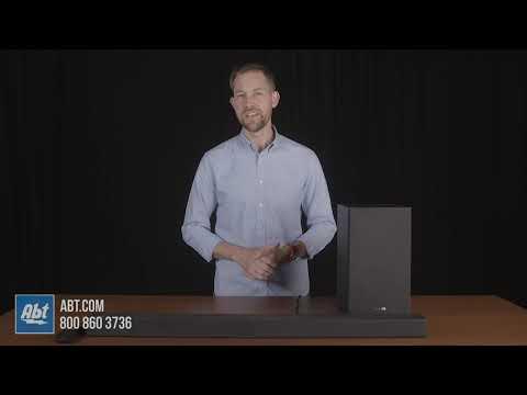 Samsung HWR450 Soundbar With Sound Demo