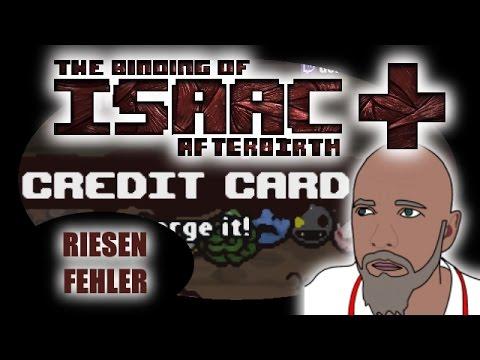 RIESEN FEHLER  Afterbirth PLUS +  Let's Play german deutsch twitch facecam