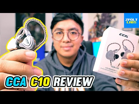 🔥 CCA C10 Review And Unboxing - *Monster* Value! 🔥