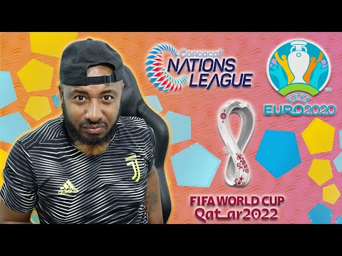 AFC & CAF 2022 World Cup Qualifiers | Euro 2020 Qualifiers | Concacaf Nations League #Five
