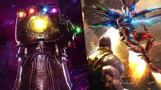 Video Avengers 4 - Iron Man Forges NEW Vibranium Infinity Gauntlet?! Iron Man Vs Thanos Finale? MP3, 3GP, MP4, WEBM, AVI, FLV Agustus 2018
