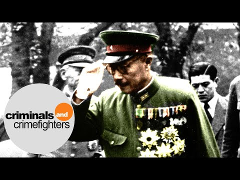 Evolution Of Evil E08: Japan's Most Evil - General Tojo | Full Documentary