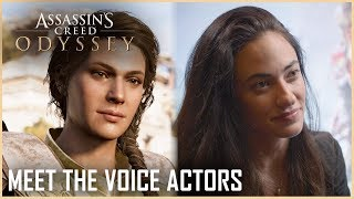 Assassin's Creed Odyssey: Meet the Actors Behind Alexios and Kassandra | Ubisoft [NA]