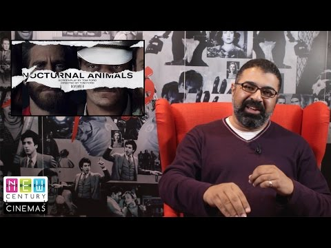 """""""فيلم جامد"""" عن Nocturnal Animals: مثل جبل الثلج قوته فيما خفي منه"""
