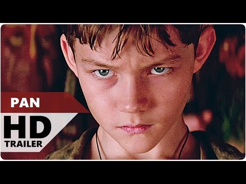 Pan Trailer (Peter Pan Trailer German Deutsch) 2015 Hugh Jackman