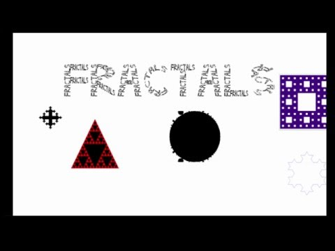 Video How to Make a Fractal download in MP3, 3GP, MP4, WEBM, AVI, FLV January 2017