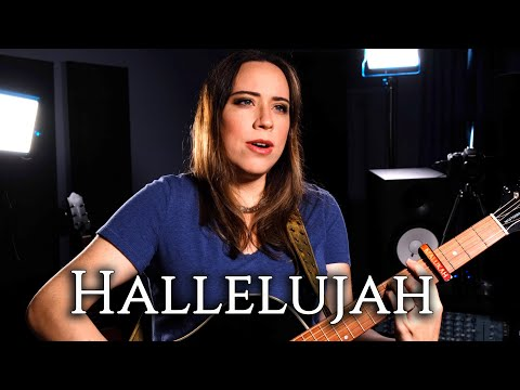 "Leonard Cohen  ""Hallelujah"" Cover by Malukah"