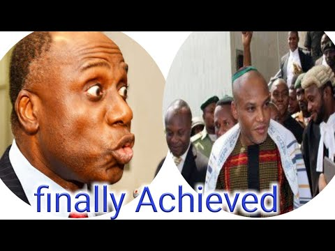 Biafra: The Prayer Of Christians And Biafra Has Finally Worked, As Nnamdi Kanu Pen This To USA Sect