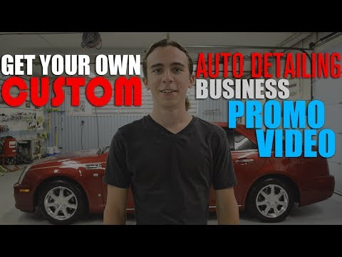 Auto Detailing Promotional Video – Revamp Auto Detailing – Detail King