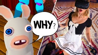 Little Kid Shows Me the Dark Side of VR Chat