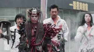Nonton Meatball Machine Kodoku trailer - Yoshihiro Nishimura-directed sci-fi/action/horror Film Subtitle Indonesia Streaming Movie Download