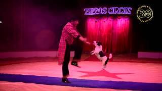 Zippos Circus CELEBRATION 2016 Speedy & Mr N
