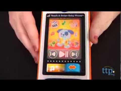 Touch & Swipe Baby Phone from VTech