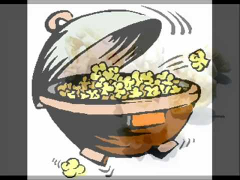 butter and popcorn - popcorn song.