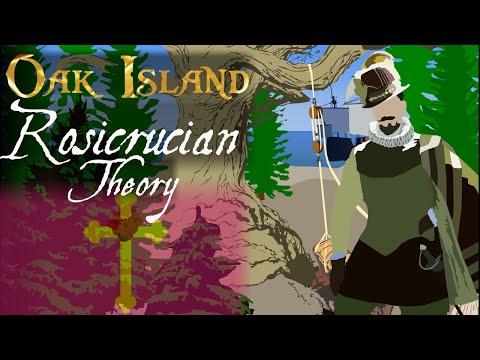 Rosicrucian Theory of Oak Island