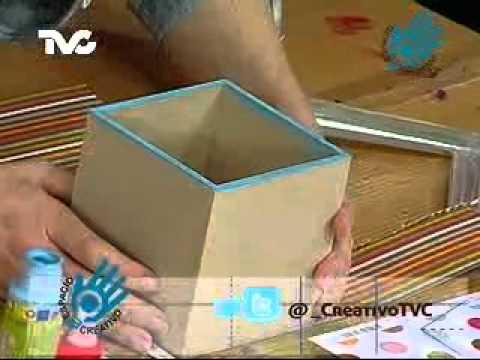 Como arreglar una caja de regalo para hombre